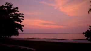 Sunset on Langkawi