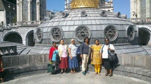Group Pilgrimage to Lourdes, August 2014