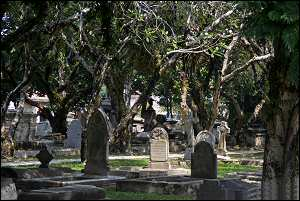 Penang - Cemetery