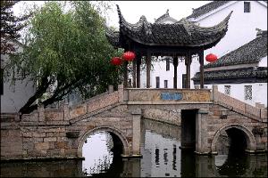 Qiang Town