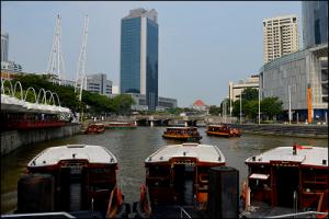 Singapore - Boat Trip